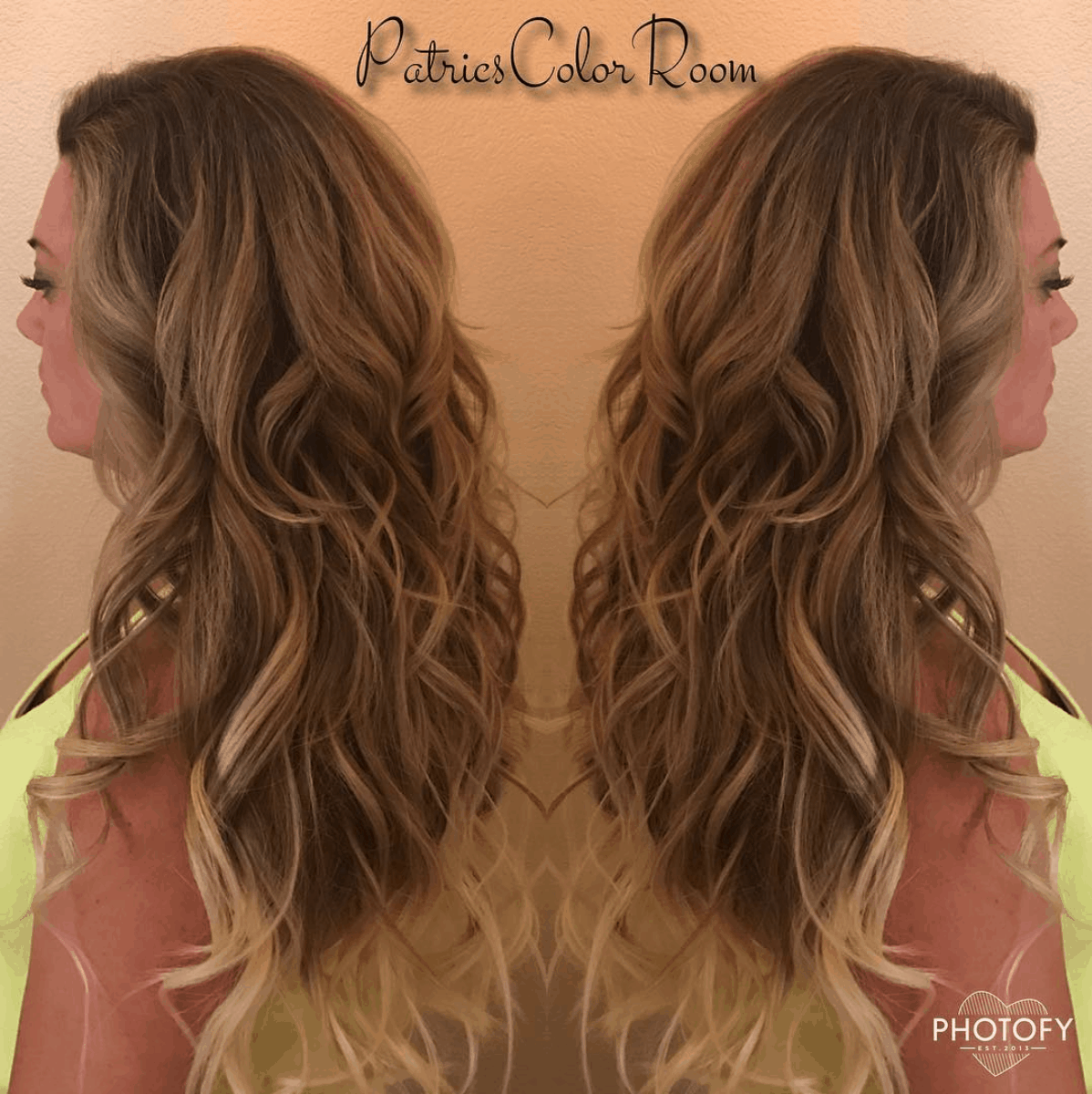 Hair Extensions Gallery Patrics Color Room